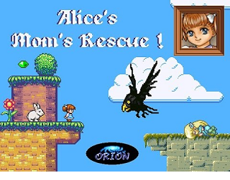 Alice's Mom's Rescue [Falcon030] atari screenshot